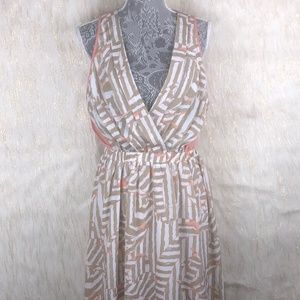 High Low dress Size Large